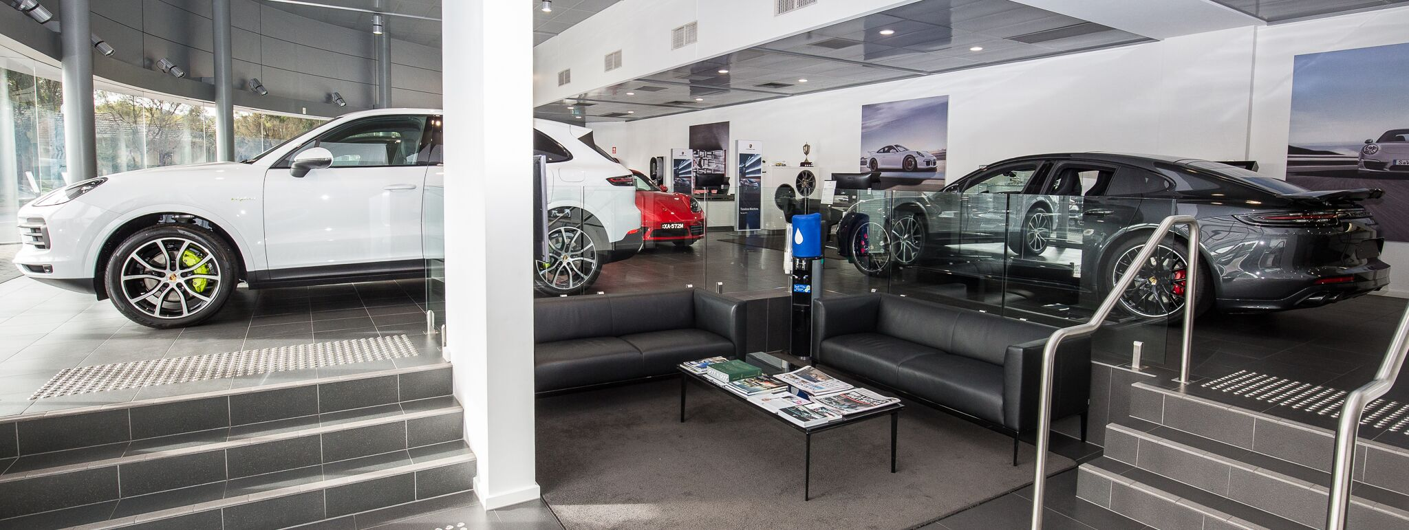 Contact Porsche Centre Adelaide